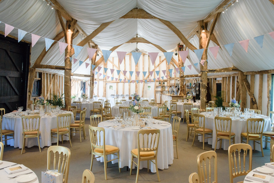 Barn Wedding Venues For Hire In Essex With South Farm